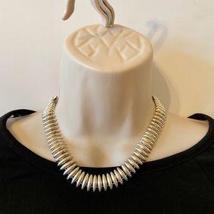 Sterling .925 vintage silver necklace